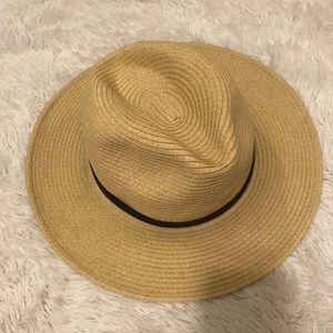 Unisex Panama jack straw beach hat